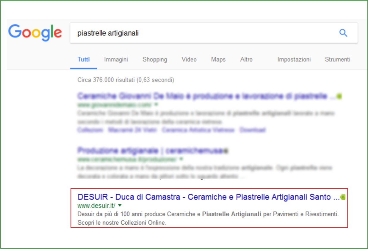 LimoneWeb.it - Primi su Google - Desuir