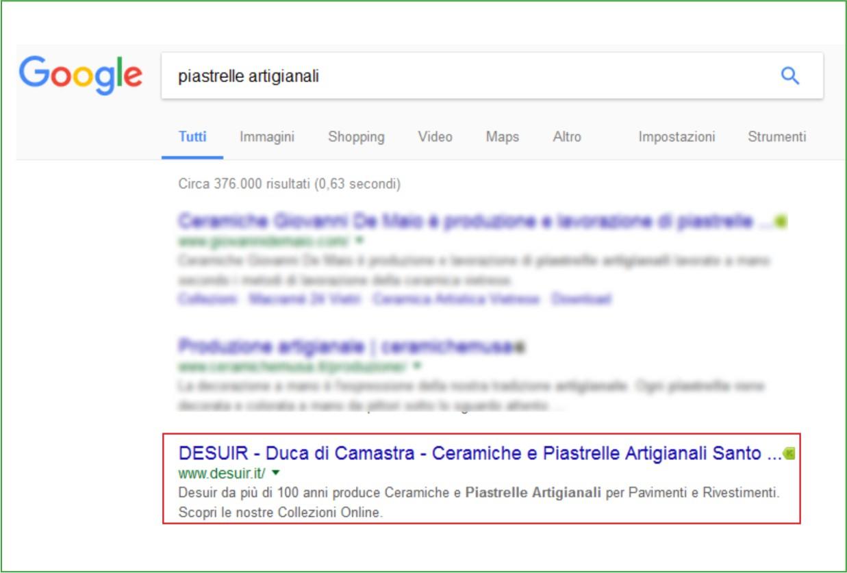 LimoneWeb.it - Primi su Google - Desuir