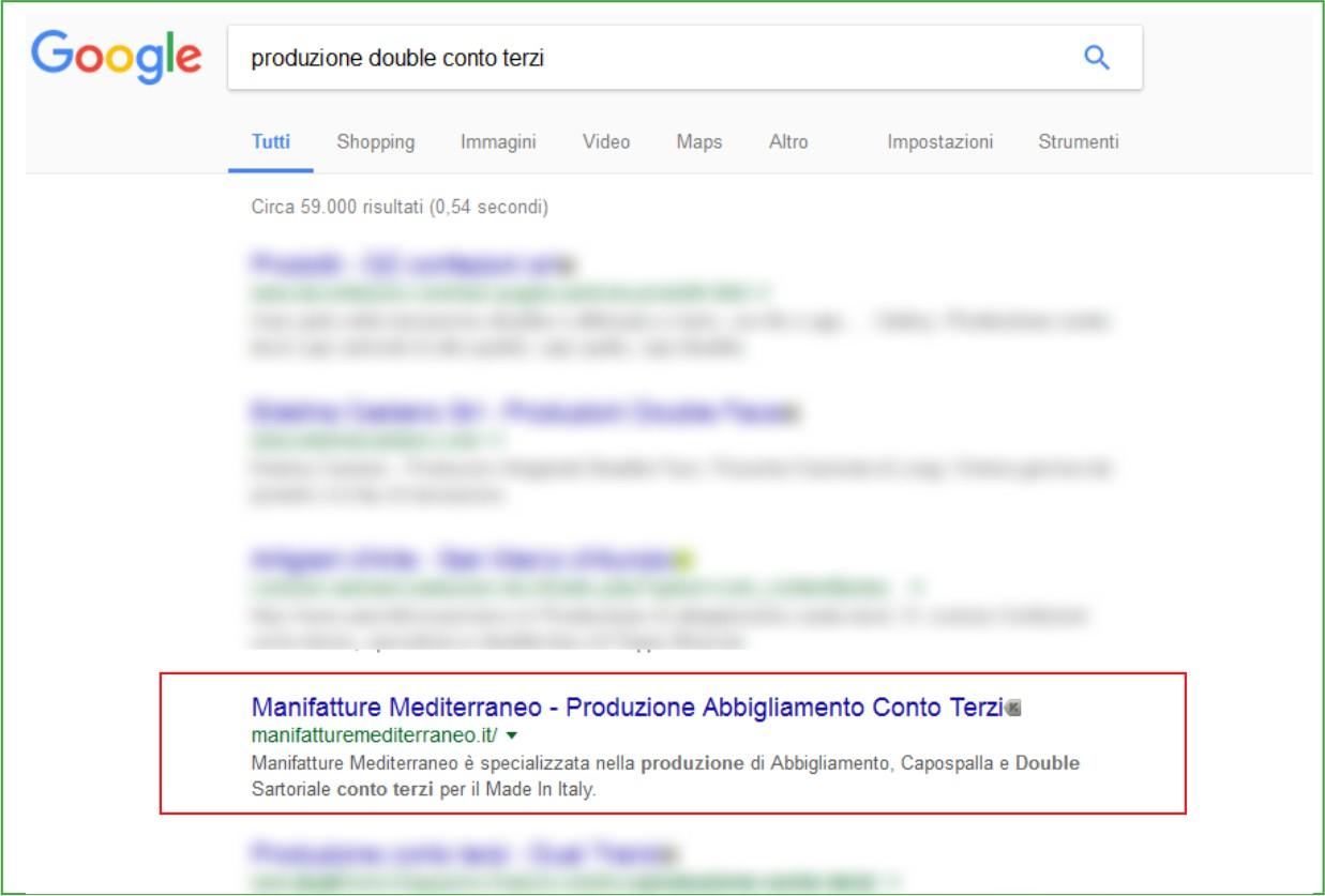 LimoneWeb.it - Primi su Google - Manifatture Mediterraneo