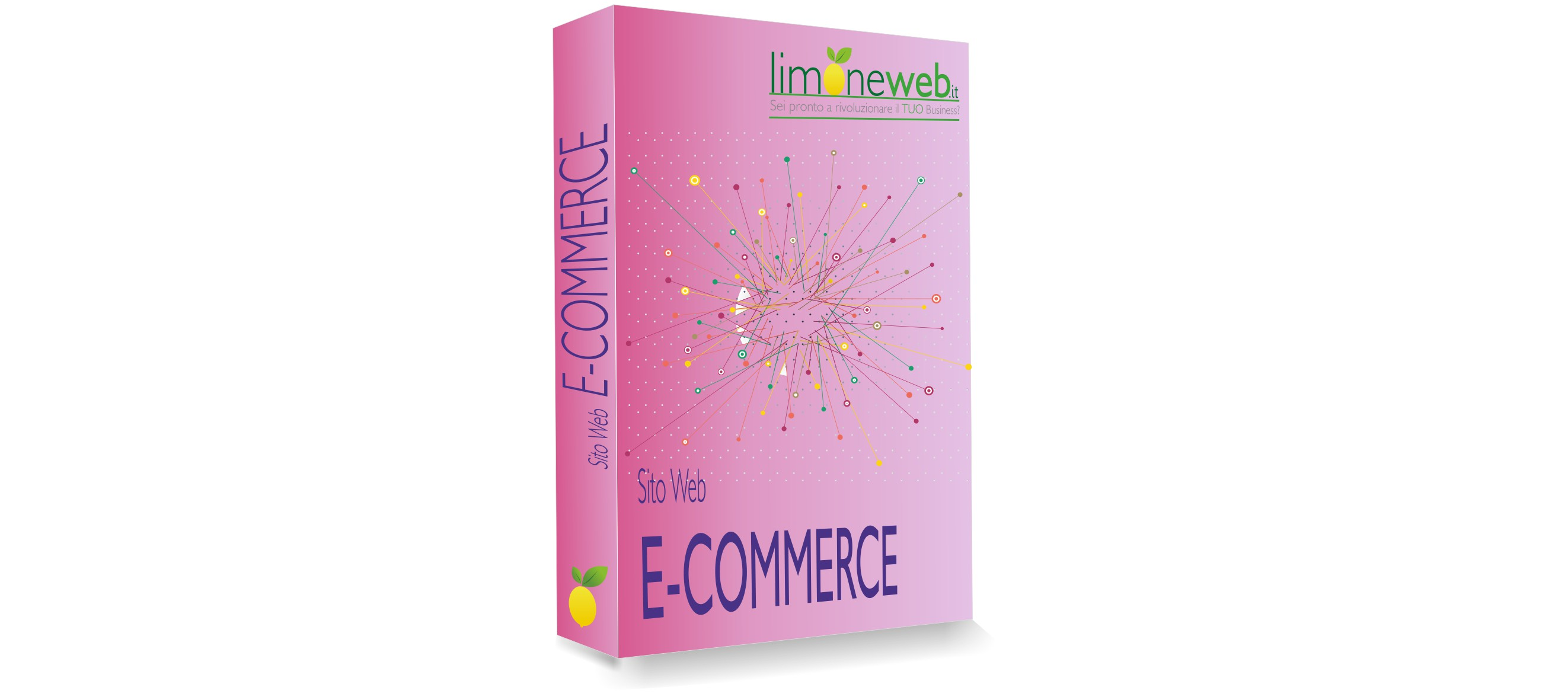 LimoneWeb.it - Sito Web E-Commerce